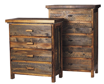 Reclaimed Furniture - Truly Innovative & Exclusive!